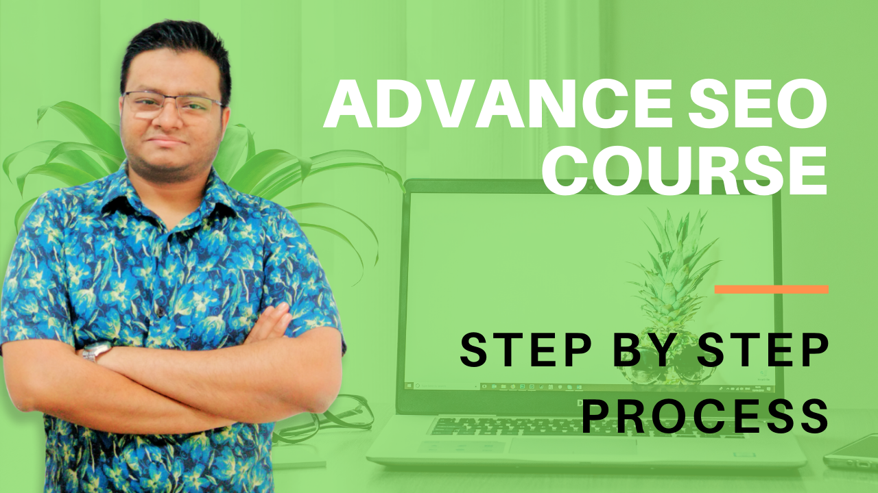 Advance SEO Course - About Us