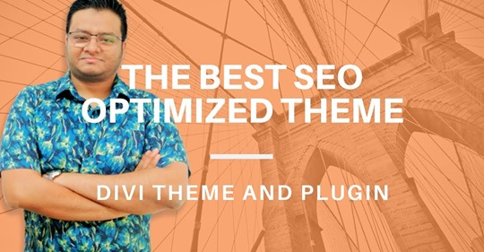 The best SEO optimized theme 2019 | Divi Theme