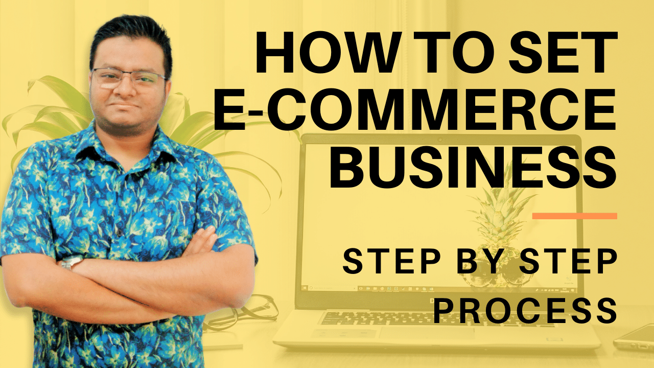 How to set e-commerce business - Step by step process | eftc online